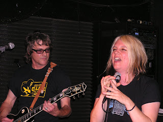 The Avengers @ Maxwell's 2006