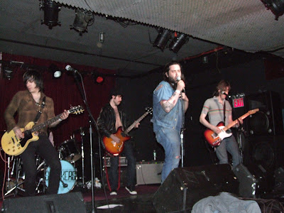 The Stalkers Live @ Studio B