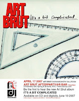 Art Brut NYC Afterparty
