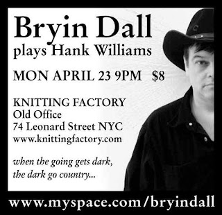Bryin Dall @ Knitting Factory
