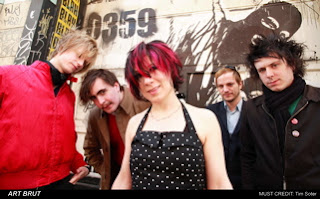 Art Brut Releases New CD on June 26th
