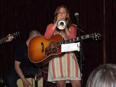 Alexa Wilkinson @ Mo Pitkins, June 7, 2007