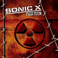 Sonic X - Thirteen CD Review