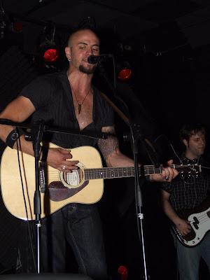 Brian Grosz @ Luna Lounge, June 27, 2007