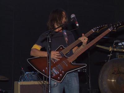 Priestbird @ Bowery Ballroom, July 24, 2007