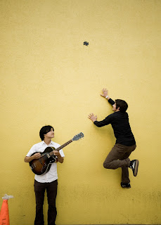 The Dodos Play Luna Lounge on August 30th