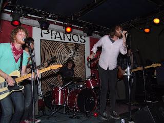 Viva Viva @ Pianos, NYC, August 18, 2007