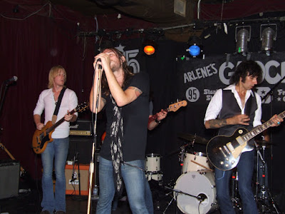 Band of Thieves @ Arlene's Grocery, September 27th