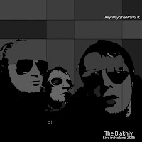 The Blakhiv - Any Way She Wants It CD Review