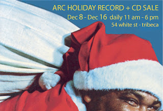 ARChive of Contemporary Music Kicks off Holiday Record + CD Sales on December 8th