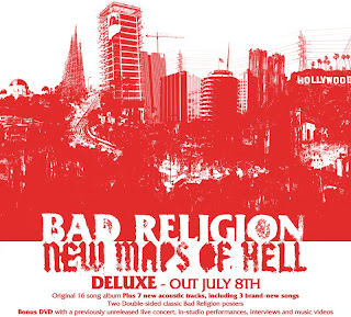 Bad Religion - New Maps of Hell Deluxe Edition CD Review
