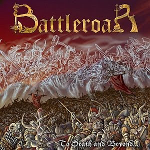 BattleroaR - To Death and Beyond CD Review