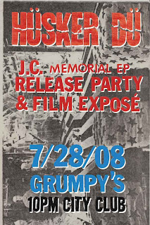 Husker Du Announce Live EP from 1982