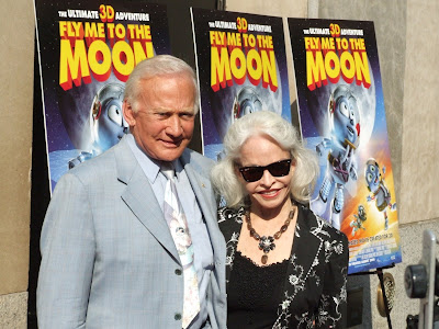 Buzz Aldrin Attended a Special Screening of Fly Me to the Moon @ Regal Union Square