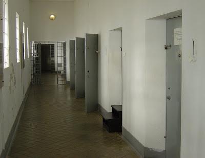 Prisão de Peniche. Foto do autor