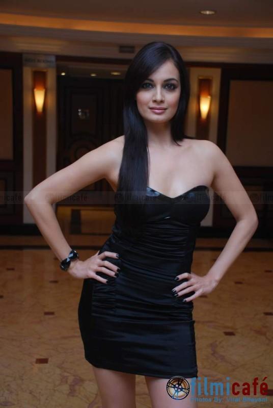 Diya Mirza Hot Sexy Image