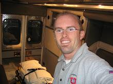 My Hot Paramedic