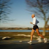 old+man+running 4 Reasons Why Men Fear Aging