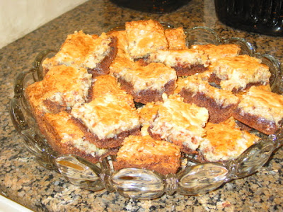 Paula Deen Ooey Gooey German Chocolate Cake