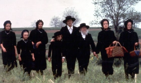 Newspaper Contributions The Amish