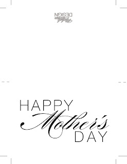 all my faves: FREE Mother's Day Card & Envelope Download