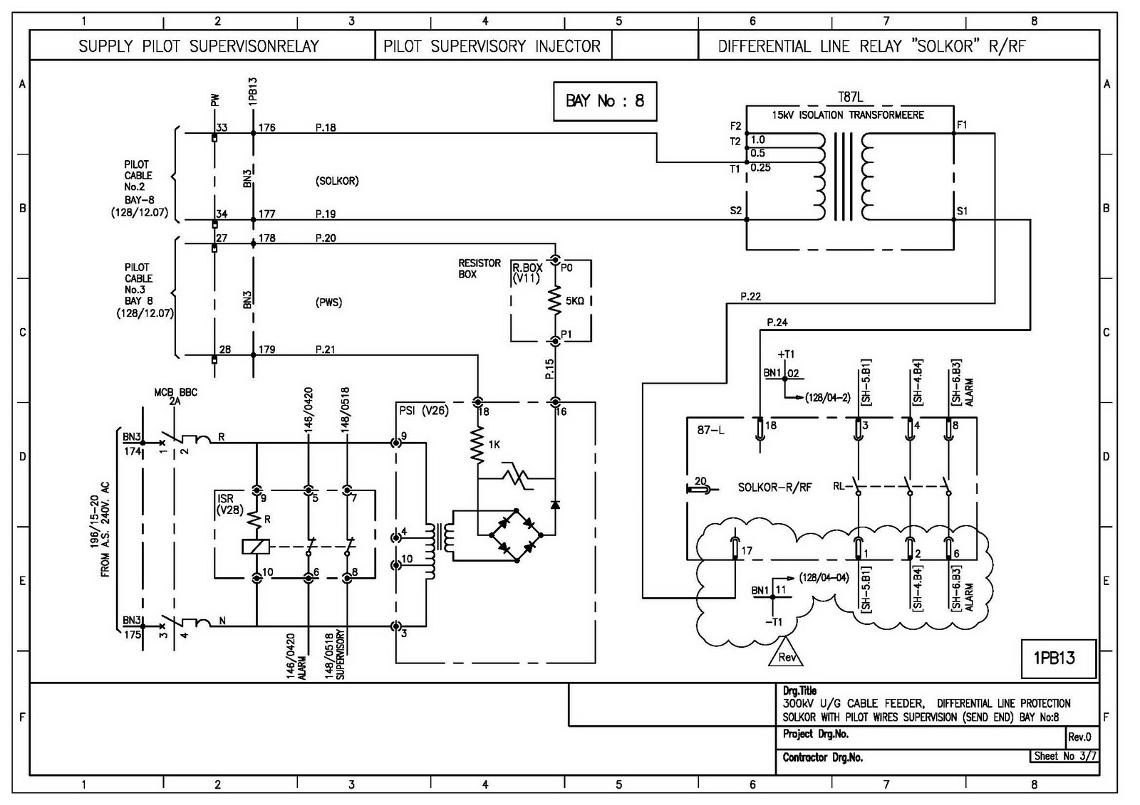 Bsic Schematic Drawing