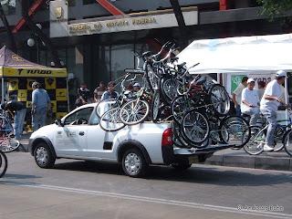 Fahrradtransporter