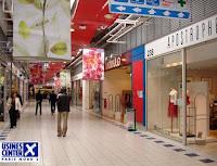 les magasins d'usine de la galerie marchande Usines Center Paris Outlet