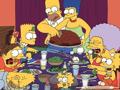 simpsons_guerra_comida ¡A comer!