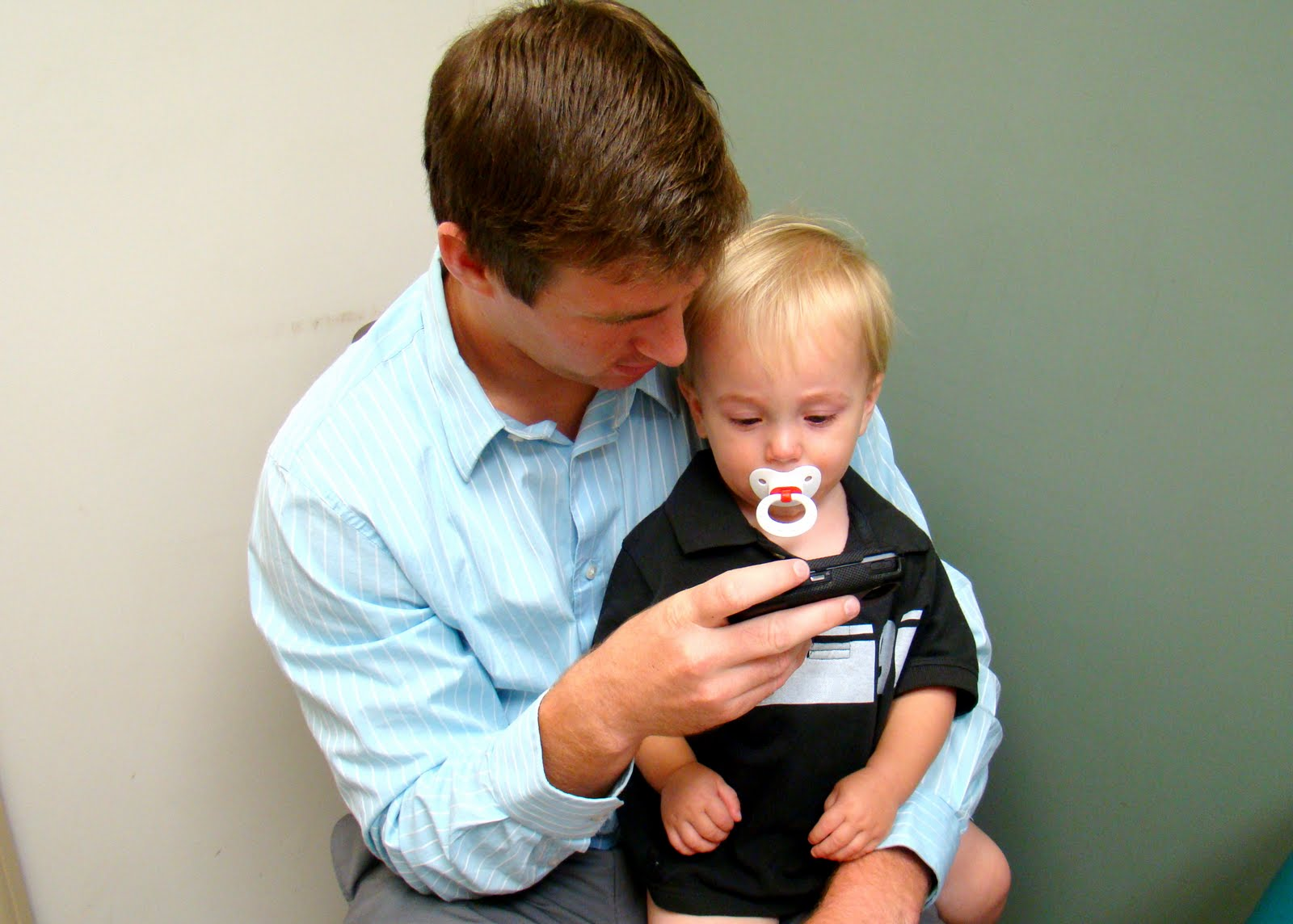 18 Month Pediatrician Visit