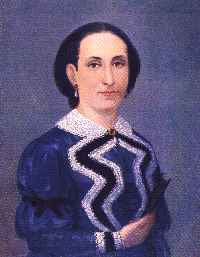 MAMA DE DON JOSE DE SAN MARTIN