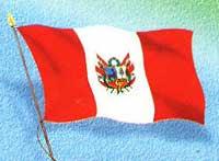Cuarta Bandera Oficial del Perú