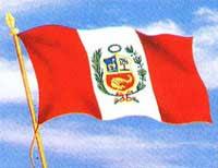 Pabellón Nacional del Perú