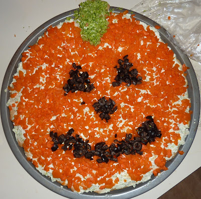 Live To Eat Need A Quick Fix For That Halloween Potluck