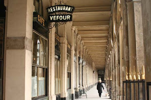 Le Grand Vefour, Paris.