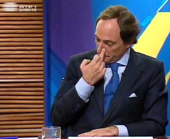 Paulo Portas, com frontalidade