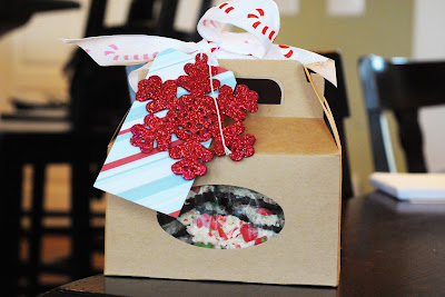 Packaging Idea for Christmas Treats