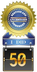 Restore And Remember Ancestors