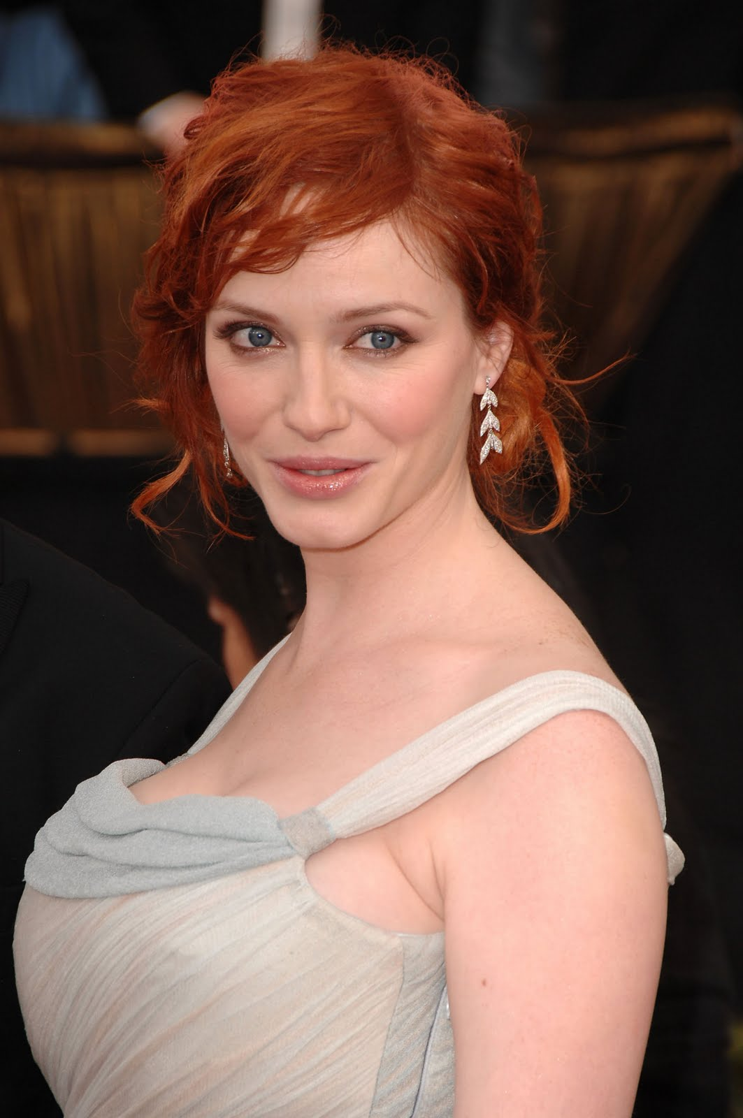 Miss Jamshedpur: Christina Hendricks Voted America's Best