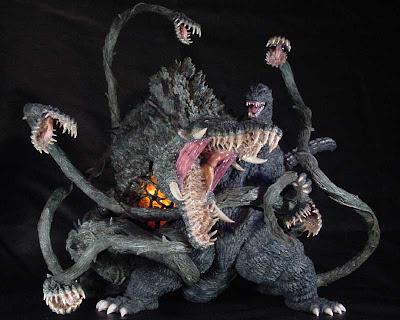 Godzilla Vs Biollante Toys 109