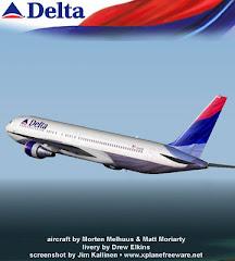 Para Viajar con Confort ! Delta Air Lines !