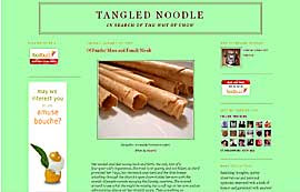 Tangled Noodle