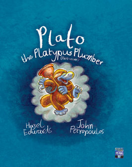 The Book Chook: Book Review, Plato the Platypus Plumber (Part-time)