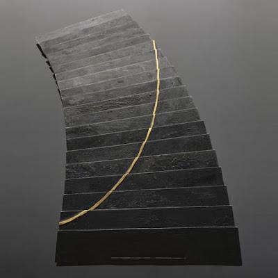 Yoko SHIMIZU - architectures de métal dans ALCHIMIA (IT) yoko2