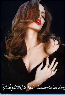 Angelina Jolie Vanity Fair Pictures (July 2008)