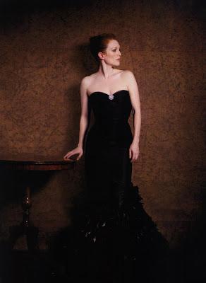 Juliane Moore Pictures from Harper's Bazaar