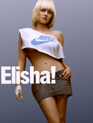 Elisha Cuthbert Arena Magazine 2004