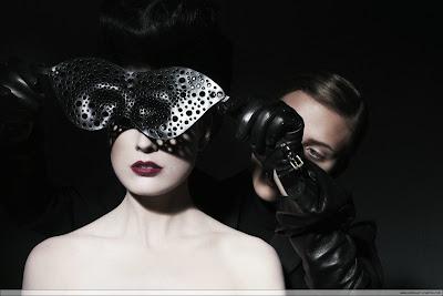 Dita Von Teese and Scarlett Johansson Flaunt Magazine