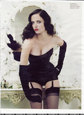 Eva Green French Glamour Magazine