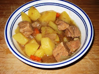 Freezing February? Beef Stew is the answer!